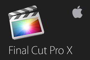 Edición con Final Cut Pro X