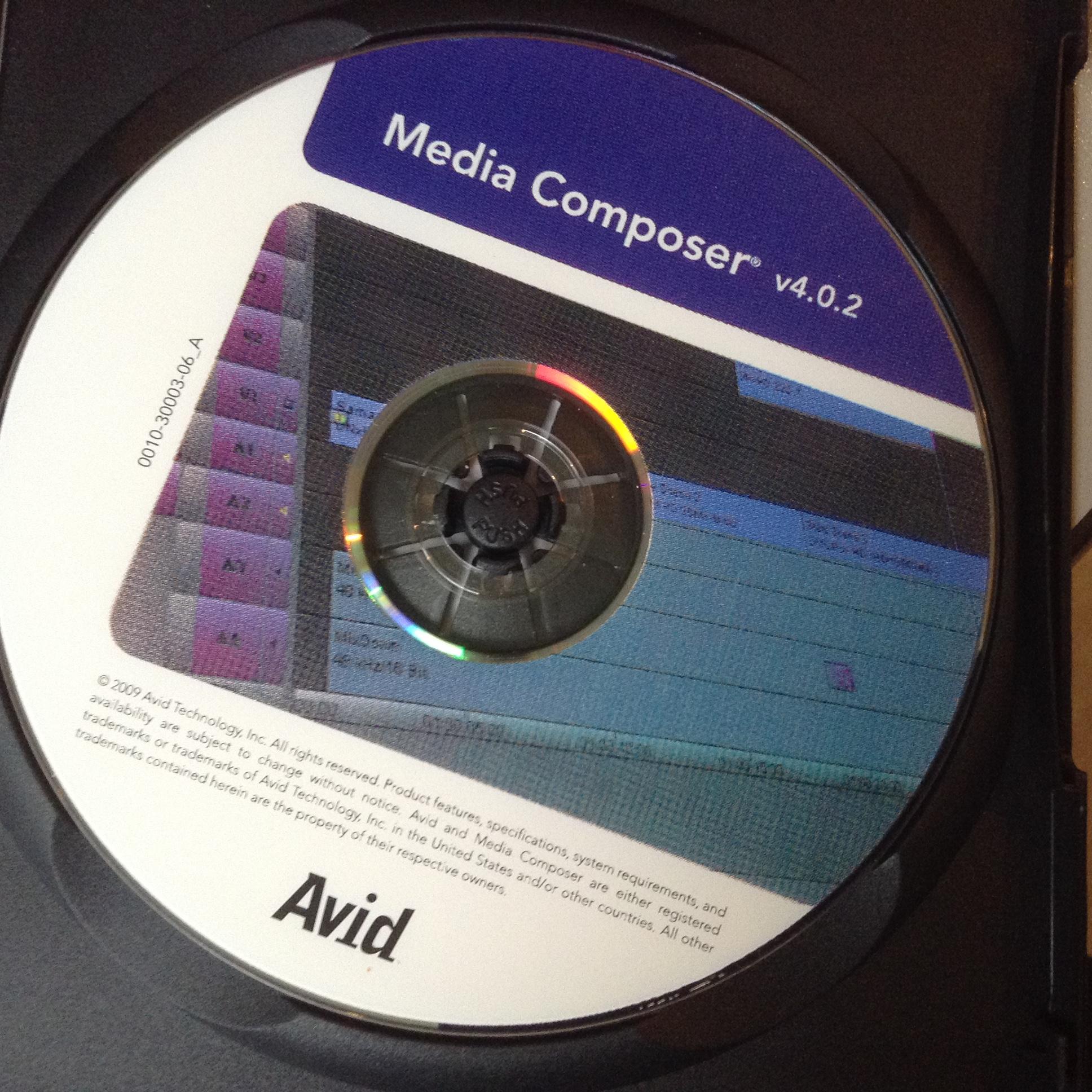 Media composer 8.8.1