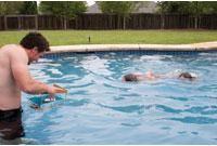 piscina vacaciones