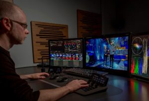 Color Grading: Corrección de Color con taller de Baselight