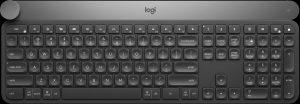 Revisión de Teclado Avanzado Logitech con Creative Input Dial