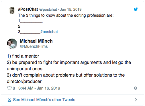 Las 3 cosas que debes saber sobre la profesión de la edición son: