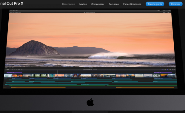 Apple actualiza Final Cut Pro X a 10.4.6
