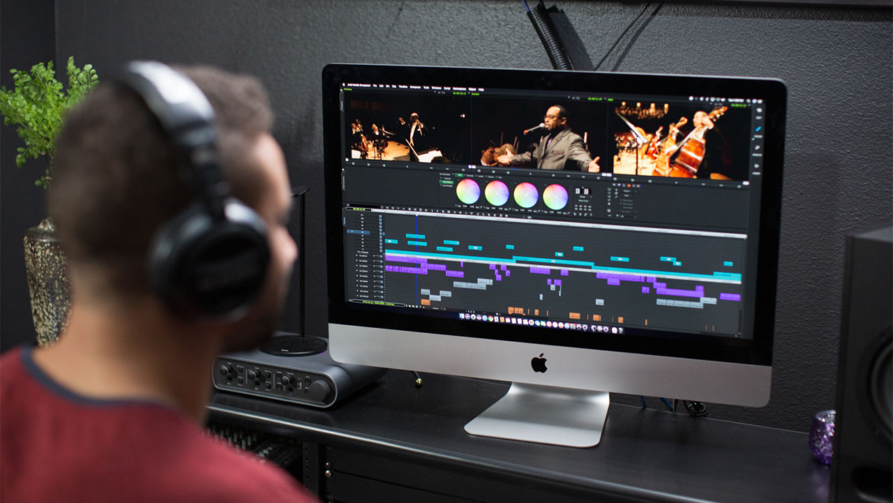 Qué hay de nuevo: Media Composer 2019