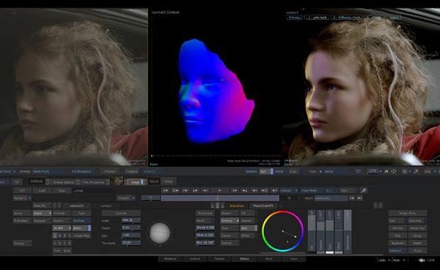 Flame 2020: aprendizaje automático utilizado para modificar objetos en material en movimiento