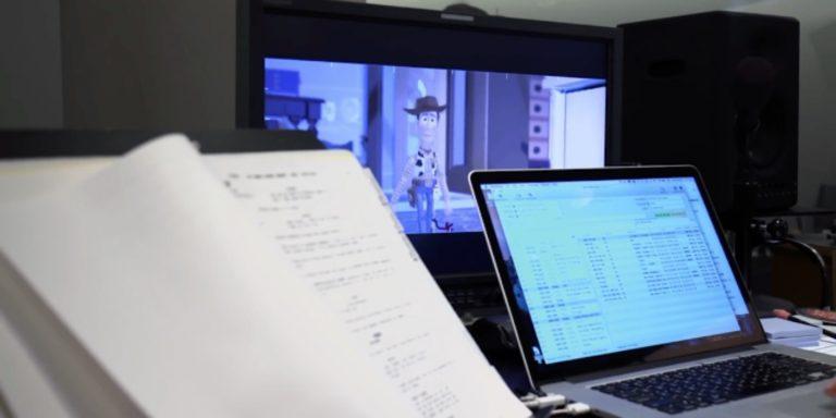 Edita primero, filma después: una mirada del mundo real de la edición en la animación